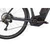 Cube Cross Hybrid Pro Allroad 500 Bicicletta elettrica da cross grigio